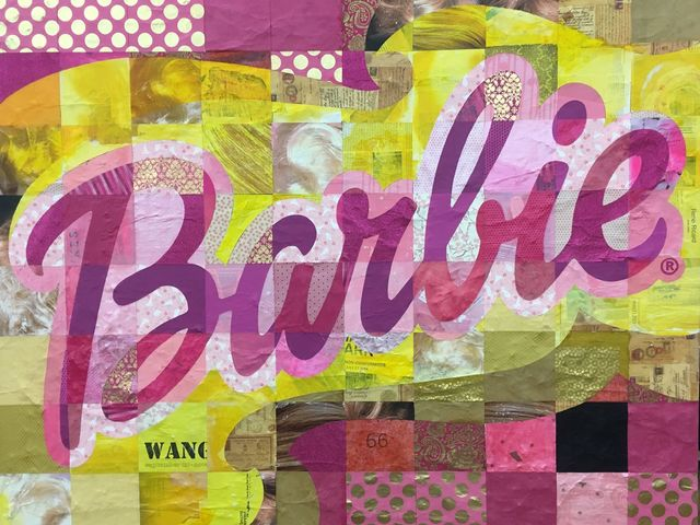 , 'Barbie,' 2016, Samuel Owen Gallery