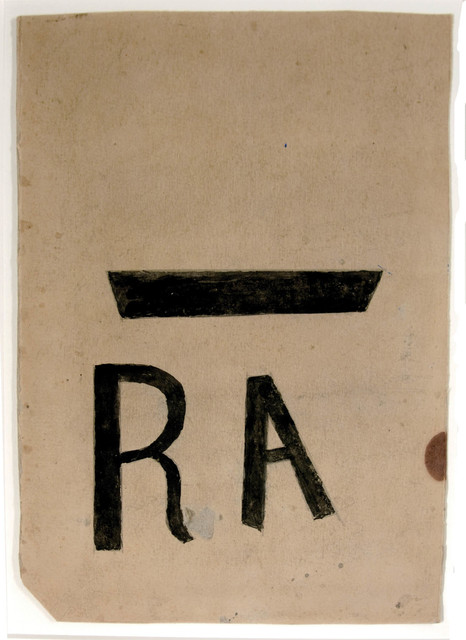 , 'RA Poster (Resettlement Administration),' 1939-1942, Betty Cuningham