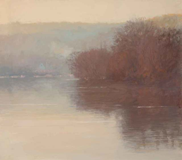 , 'The Seine Early Morning,' 2018, Catto Gallery