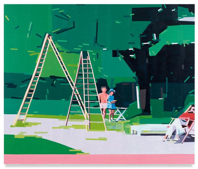 Guy Yanai, 'Lake Annecy', 2019, Miles McEnery Gallery