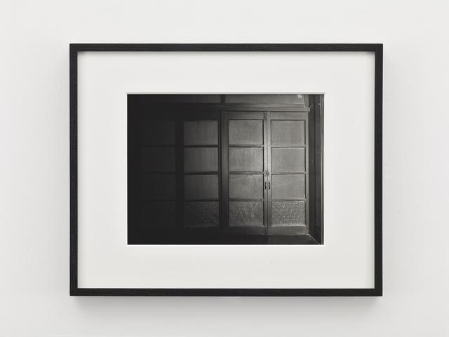 , 'P.W. - no.55,' 1975, Simon Lee Gallery