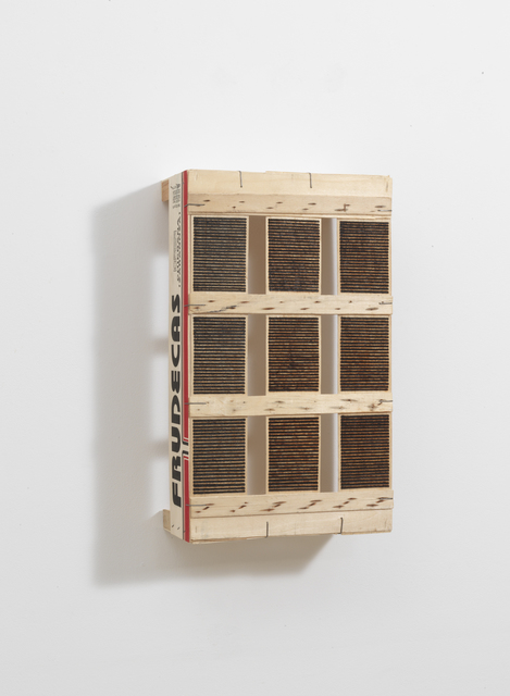 Roger Ackling, 'Voewood', 2010, Annely Juda Fine Art
