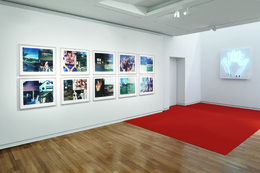 No Such Thing As History: Four Collections And One Artist (exhibition views), 2014 Courtesy Espace Louis Vuitton München