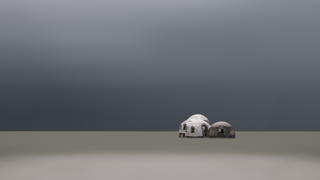 Scott Amling, 'Dome Home', 2017, Dab Art