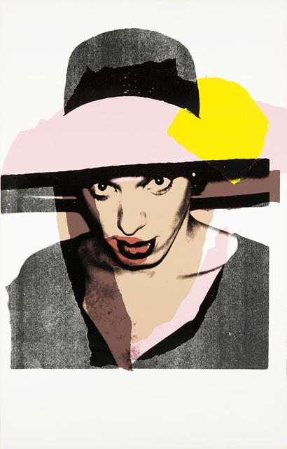 "Andy Warhol, '""Ladies & Gentlemen""', 1975, Il Ponte"