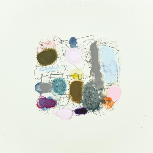 , 'Map (Cyan & Magenta),' 2018, Bartley + Company Art