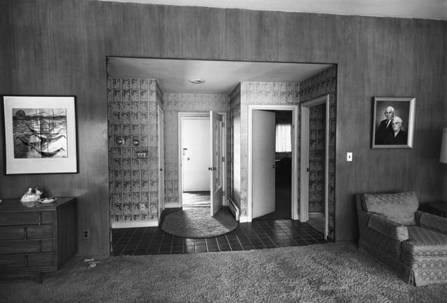 , 'Foyer, Newton, MA,' 1971, Scott Nichols Gallery