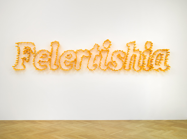 Farhad Moshiri, 'Felertishia', 2010, Galerie Thaddaeus Ropac