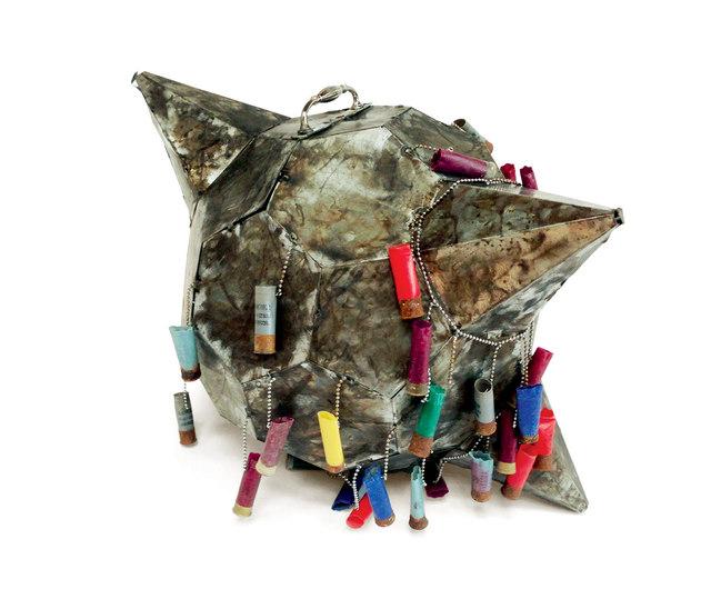 , 'Piñata de cartuchos / Shell Piñata,' 2014, Pace/MacGill Gallery