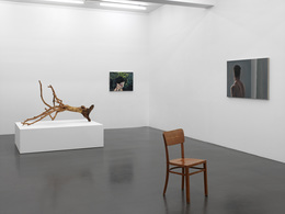 , 'Installation view,' 2013, Sies + Höke
