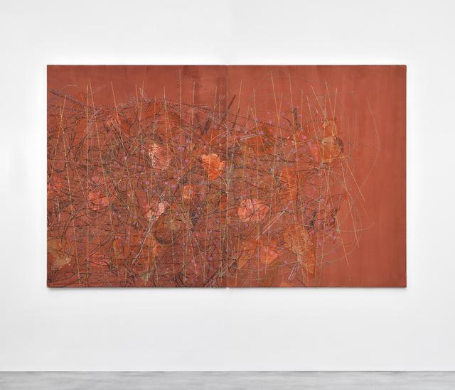 , 'les cauchemars de Dantsig Baldaev,' 2014, Galerie Christophe Gaillard