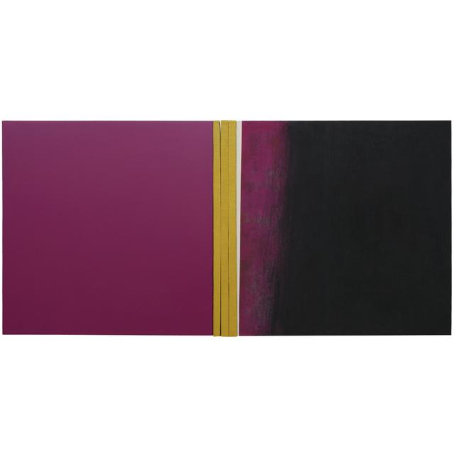 , 'Hendidura O-M,' 2013, Artig Gallery