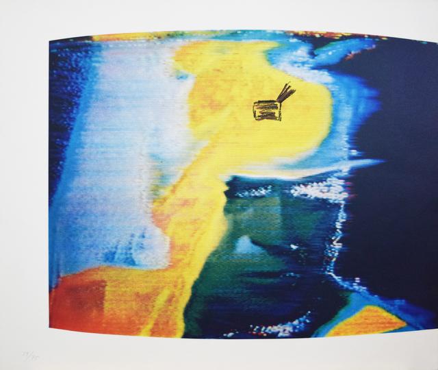 Nam June Paik, 'Portrait of McLuhan', 1978, SEIZAN Gallery