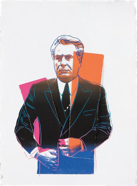 Andy Warhol, 'John Gotti', 1986, Revolver Gallery
