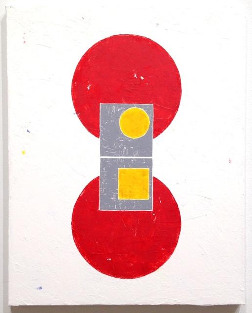 , 'ALMA 1,' 2017, ART 3 | SILAS VON MORISSE gallery