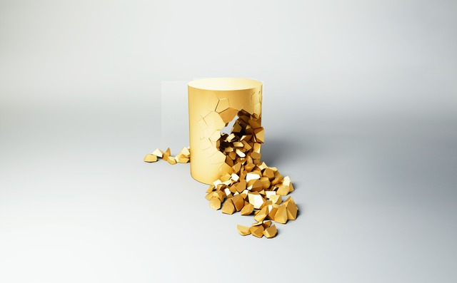 Janne Kyttanen, 'Stool (Gold plated) | Bullet Pouf', 2015, Gallery ALL