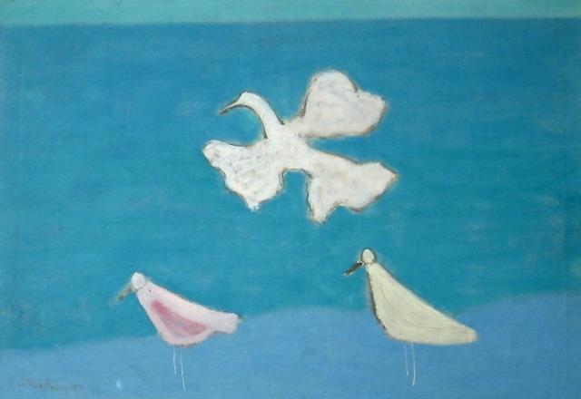 , 'Flight,' 1950, Donald Morris Gallery, Inc.