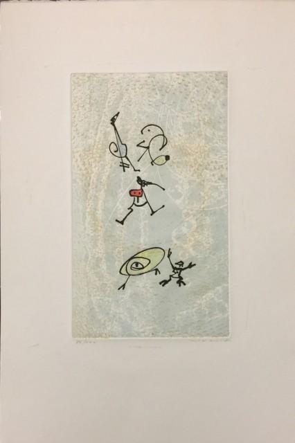 Max Ernst, 'Untitled', 1971, Wallector