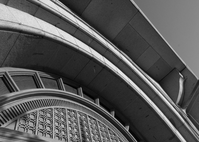 , 'Auditorium Building Louis Sullivan Arch,' , Chicago Art Source
