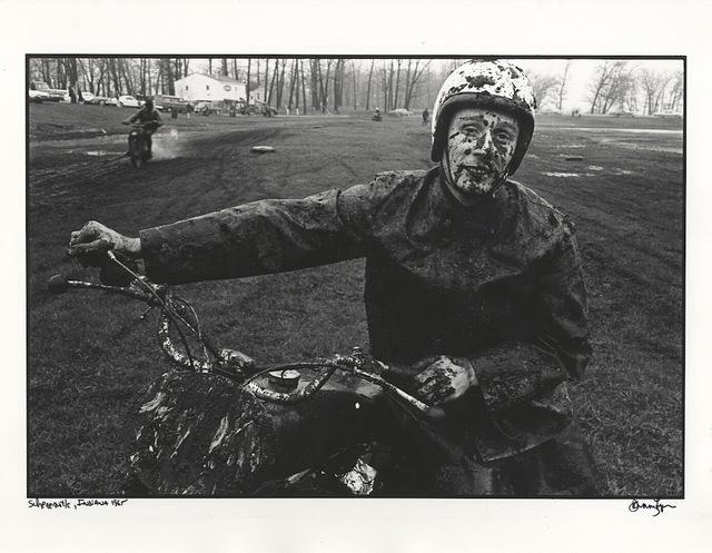 , 'Racer, Schererville, Indiana,' 1965, Scott Nichols Gallery