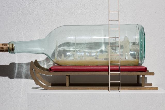 Eric Lamontagne, 'Attention au bouchon et au cul de la bouteille', 2018, Art Mûr