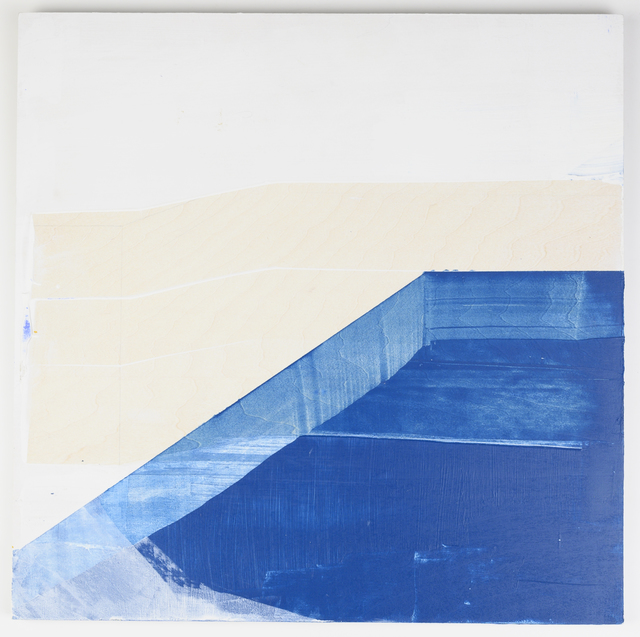 , 'Sink into the Blue, V,' 2015, Court Tree Gallery