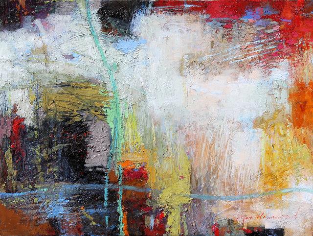 "Max Hammond, '""Together""', 2019, Bonner David Galleries"