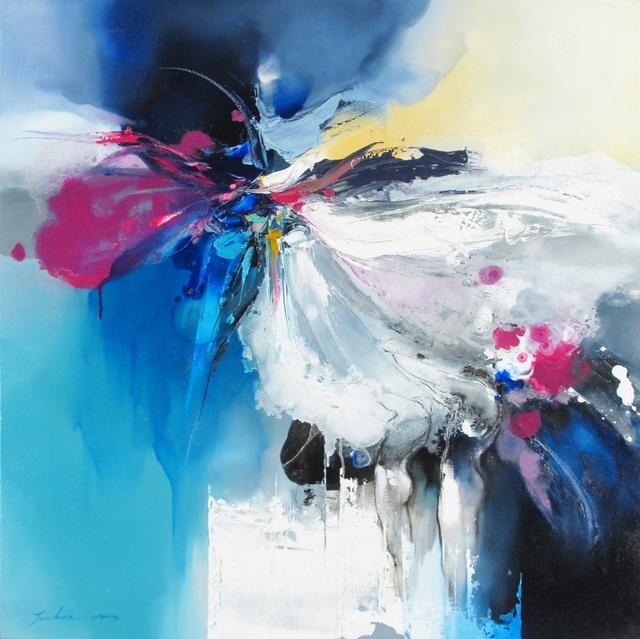 Hyun Jou Lee, 'The blessing', 2019, Thompson Landry Gallery