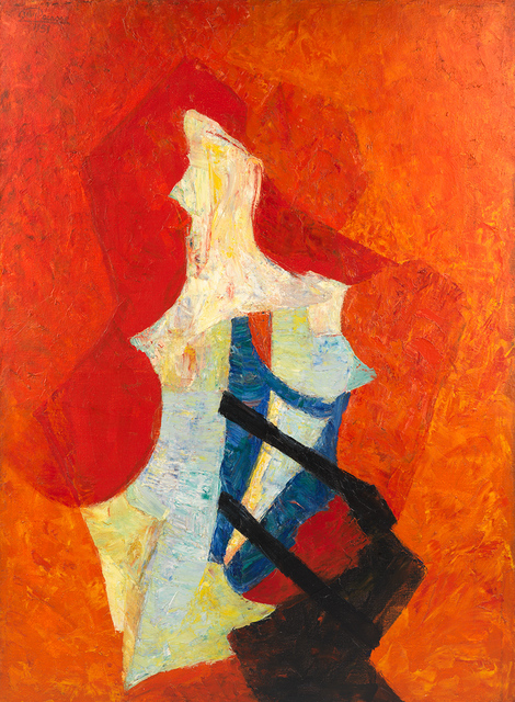 , 'Etude,' 1951, Whitford Fine Art