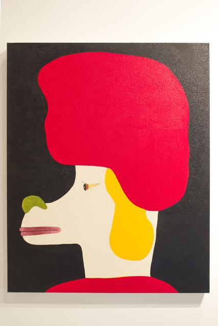 , 'Rascalnikov,' 2015, Pablo Cardoza Gallery