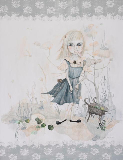 , 'Harvest Girl,' 2012, Officine dell'Immagine