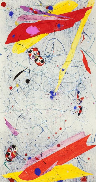 Sam Francis, 'Untitled', 1983, Heritage Auctions