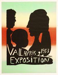 EXPOSITION VALLAURIS (CRAMER 68)