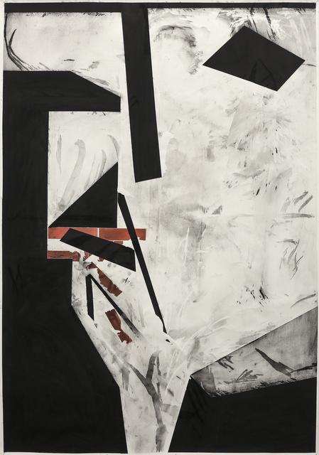 , 'Desabamento,' 2017, Bolsa de Arte