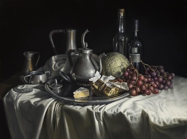 , 'Grapes and Brie,' 2016, Gallery 1261