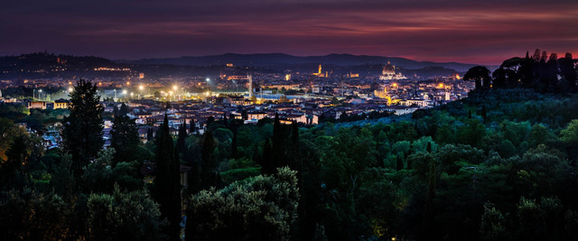 David Drebin, 'Dreams of Florence', 2017, Isabella Garrucho Fine Art