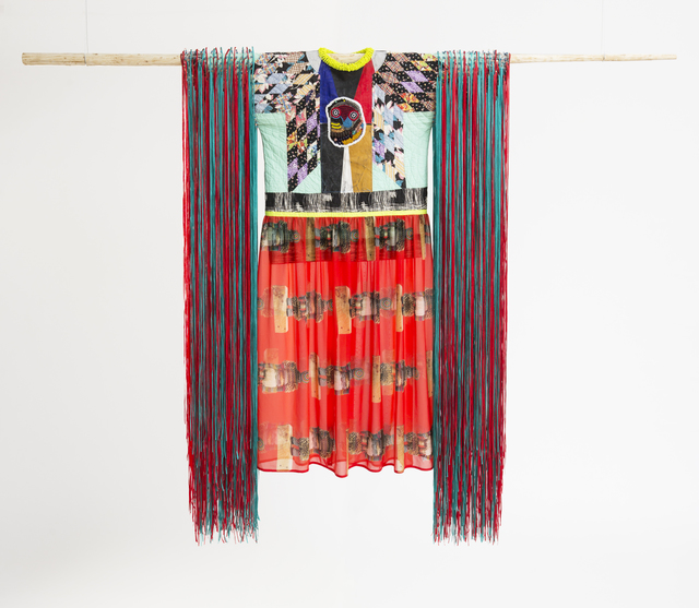 , 'Radiant Tushka,' 2018, Roberts Projects