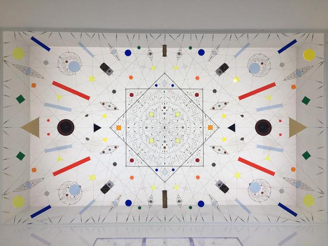 Leonardo Ulian, 'Technological Mandala 140-Matter Spirit', 2019, The Flat - Massimo Carasi