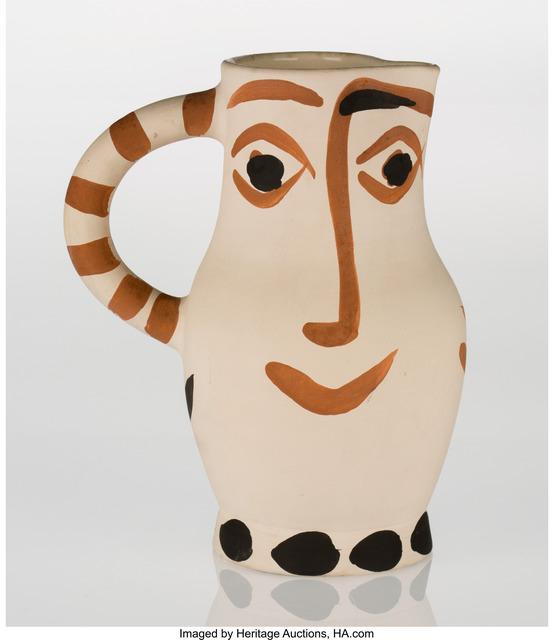 Pablo Picasso, 'Quatre visages (A./R. 437)', 1959, Heritage Auctions