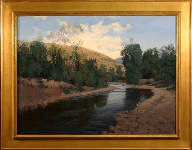 ", '""Mountain Stream"",' , Bonner David Galleries"