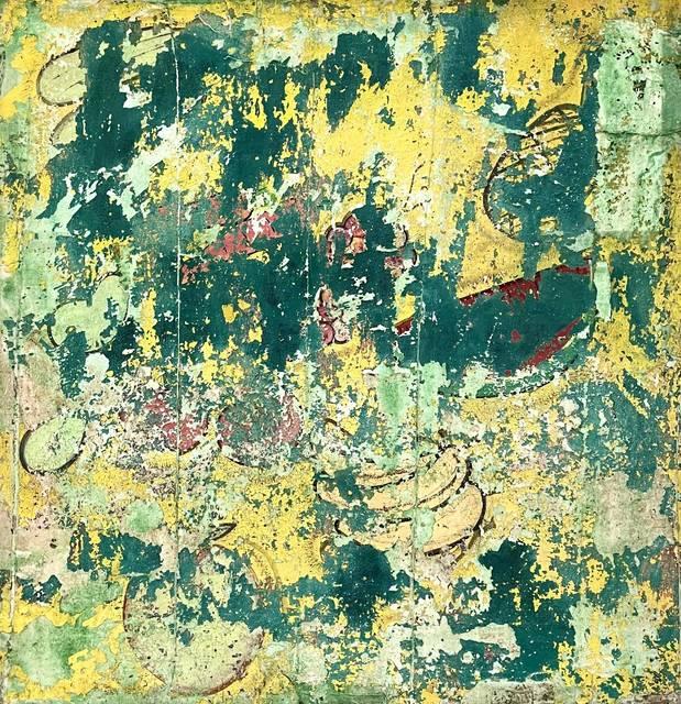 Alfredo Romero, 'Happy Fruits', 2021, Mixed Media, Strappo and Mix Media on Cotton Canvas, Simard Bilodeau Contemporary