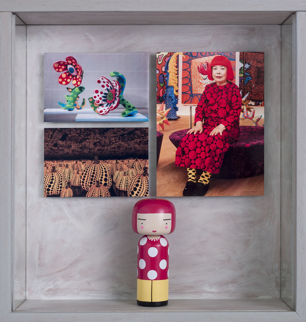 , 'Yayoi Kusama,' 2018, Beatriz Esguerra Art