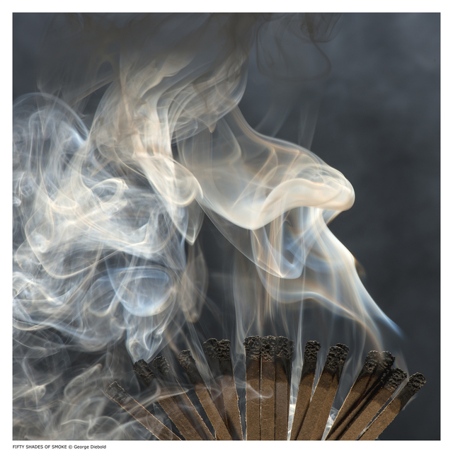 , 'Fifty Shades of Smoke,' 2013, J. Cacciola Gallery