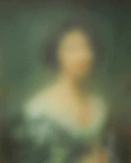 , 'Lady S (large),' 2017, Fabien Castanier Gallery