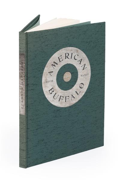 , 'American Buffalo by David Mamet,' 1992, Arion Press