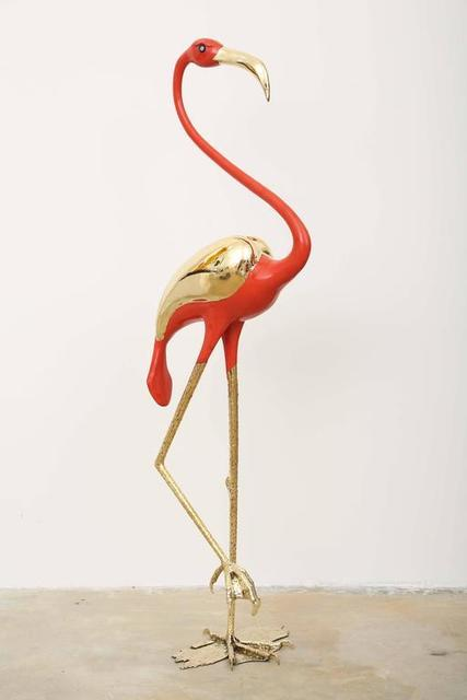 , 'Flamant Rose,' ca. 1969, Gauchet Fine Art