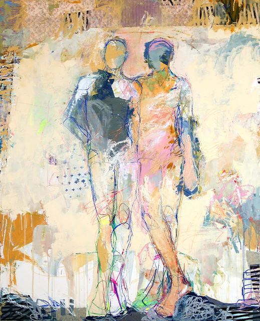 , 'Sirens 1,' 2010-2018, Eisenhauer Gallery