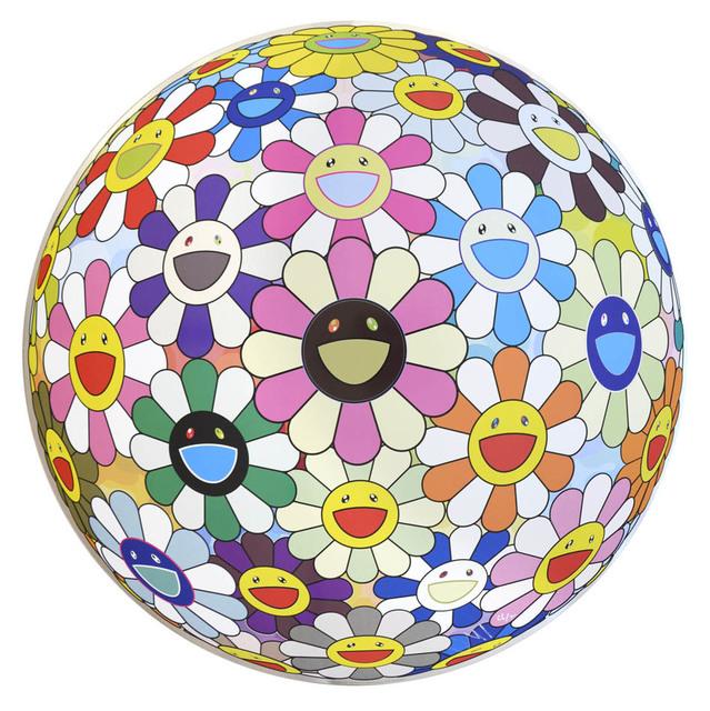 , 'Flowerball Cosmos (3D) ,' 2008, Shapero Modern