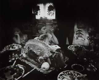 Sally Mann, 'Three wolves,' 1992, Phillips: Photographs (April 2017)