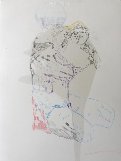 , 'Atlas Shrugged,' 2019, 99 Loop Gallery